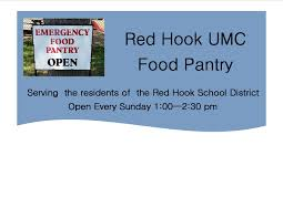 Red Hook NY Food Pantries