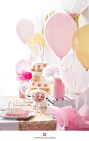 Pink And Gold Birthday Themes pink and gold birthday party ideas inspiration