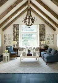 100 Beams On Ceiling Vaulted Featured Exposed In Living Room The Benefits