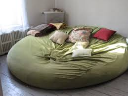 King Fuf Bean Bag Chair by Funny Bean Bag Chairs Biggest Bean Bag Chair Bed I U0027ve Ever Seen
