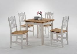 massivholz stuhl stühle küchenstuhl holzstuhl kiefer massiv weiß gelaugt