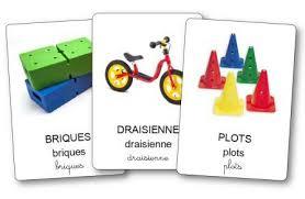 Materiel De L Imagier Du Matériel De Motricité à Imprimer Imagier Sport Maternelle