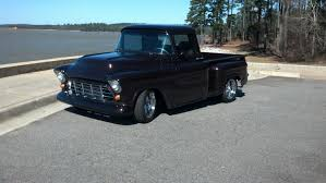 100 Chevy Hot Rod Truck For Sale 1956 Chevrolet Truck
