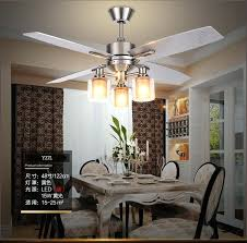 Dining Room Ceiling Fans Unique Fan Brilliant Creative 1 Fivhter Inside