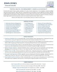 CEO Resume Example Page 4
