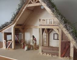 Image Result For Nativity Stable Plans | Woodworking | Pinterest ... Was Jesus Really Born In A Stable Nativity Scene Pictures Hut With Ladder And Barn Online Sales On Holyartcom Scenes Nativity Sets Manger Display Yonderstar Handmade Wooden Opas Scene Christmas Set Outdoor Manger Family Wooden Setting House Red Roof Trough 2235x18 Cm For Vintage Wood Creche Religious Amazoncom Fontani 5 54628 Stable Fountain 28x42x18cm Fireplace 350x24 Bungalow Like Neapolitan 237x29cm