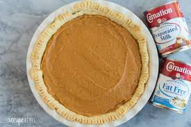 Libbys Pumpkin Pie Cheesecake by Cream Cheese Pumpkin Pie Recipe Youtube
