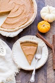 Libbys Pumpkin Nutrition Facts by Paleo Vegan Pumpkin Pie Bakerita