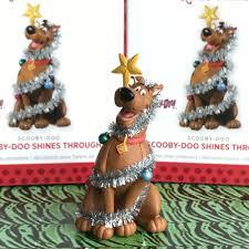 Ebay Christmas Trees India by Hallmark Keepsake Christmas Tree Ornament Scooby Doo Shines