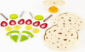 Hape Kitchen Set Canada by Hape Crepes Kid U0027s Wooden Kitchen Play Food Sets And Accessories