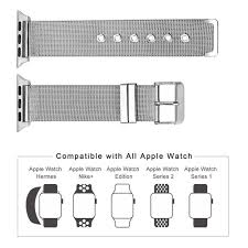 Who Makes Concinnity Faucets by Amazon Com Apple Watch Band Lwcus 38mm New Milanese Loop Iwatch