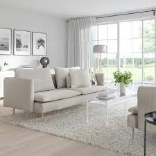 söderhamn 3er sofa viarp beige braun
