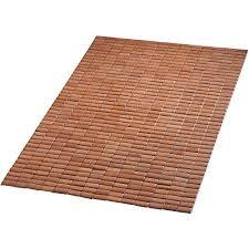 ridder 7950309 holzvorleger 60 x 90 cm 100 bambus