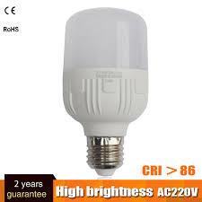 aliexpress buy high brightness led l e27 led bulb ac 220v