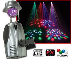 American DJ Electra LED Moonflower Lighting Effect ELECTRA LED