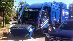 100 Blue Trucks Garbage Garbage