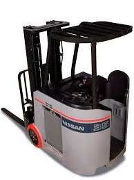 100 Nissan Lift Trucks Standon Forklift Electric Ship Loading Construction RITM