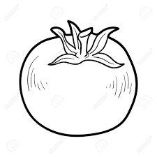 Coloriage Shopkins Tomate à Imprimer Gratuit