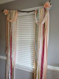 Baby Girl Nursery Window Treatments Bridal Shower