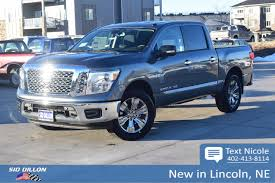 New 2019 Nissan Titan SV Crew Cab In Lincoln #4N19143 | Sid Dillon ...