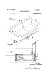 Rv Jackknife Sofa Sheets Scandlecandle by Sofa Isometric View Scandlecandle Com