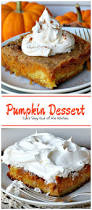Pumpkin Desserts Easy Healthy by Pumpkin Dump Cake Can U0027t Stay Out Of The Kitchen