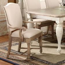 Wayfair Upholstered Dining Room Chairs by One Allium Way Coolidge Arm Chair U0026 Reviews Wayfair
