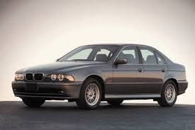 2001 BMW 525 Overview