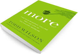 More Find Your Personal Calling By Todd Wilson