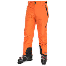 Trespass Coffman DLX Stretch Mens Ski Pants Warm Waterproof ...