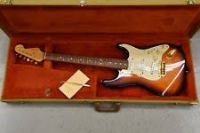 Stevie Ray Vaughan 1992 Fender Stratocaster Electric Guitar