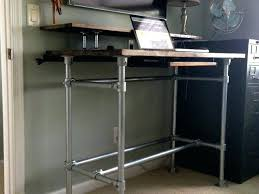 Uplift Standing Desk Australia by Standing Desk Frame Solid Standing Desk Frame With Footrest And