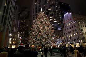 Rockefeller Plaza Christmas Tree Lighting 2017 by 2016 Rockefeller Center Christmas Tree Has Roots In Upstate Ny