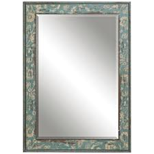 Uttermost Venosa 35 High Rustic Decorative Wall Mirror