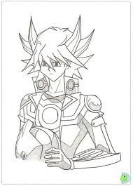 Free Printable Coloring Yugioh Pages 36 For Kids With