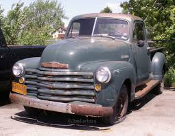 RealRides Of WNY - 1951 Chevy Pickup