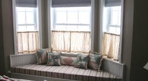 decor bay window ideas living room amazing bay window treatment