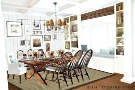 Farmhouse Dining Room Decor Decorating Ideas For Presto Style