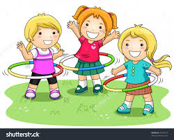 15 Collection Of Children Playing Outside Clipart High Quality
