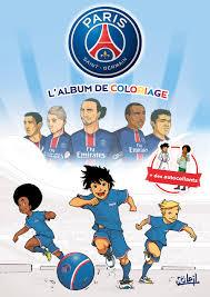 Blason Psg Coloriage Psg Paris SaintGermain À Imprimer Inside