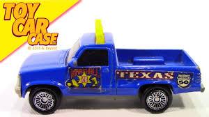 100 Texas Truck And Toys Matchbox McDonalds Dodge Dakota Marshall 2002 Toy Car Case
