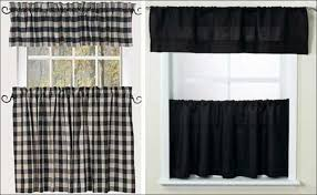 Yellow And Gray Kitchen Curtains by Kitchen Fabulous Red And Black Kitchen Curtains Red And Black