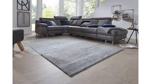 interliving teppich serie s 8400 grau blau ca 250 x 350 cm