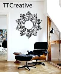 Decorations : Pinturas Murais Big Mandala Vinyl Wall Decal Yoga ... Simple Meditation Room Decoration With Vinyl Floor Tiles Square Home Yoga Room Design Innovative Ideas Home Yoga Studio Design Ideas Best Pleasing 25 Studios On Pinterest Rooms Studio Reception Favorite Places Spaces 50 That Will Improve Your Life On How To Make A Sanctuary At Hgtvs Decorating 100 Micro Apartment