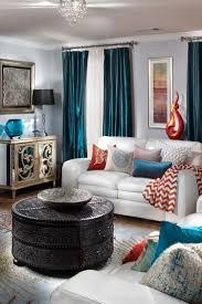 Teal Sofa Living Room Ideas by Best 25 Teal Bedroom Curtains Ideas On Pinterest Girls Bedroom