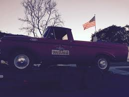 1963 Ford Unibody Long Bed,Just Over 50,000 Miles ! Very Straight ...