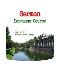 german language course by ybalja issuu