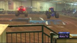 100 Monster Trucks Crashing Crowds Pack Stephens County Fairgrounds During Duncan Monster Truck Wars
