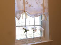 Cheap 105 Inch Curtains by White Tie Up Curtains U2013 Aidasmakeup Me
