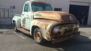 Patina Or Rust? 1954 Ford F100 | Barn Finds | Pinterest | Trucks ... 1954 Ford F100 Pjs Autoworld Stock K11780 For Sale Near Columbus Oh F 100 Pickup For Sale Youtube Vintage Truck Pickups Searcy Ar Denver Colorado 80216 Classics On T R U C K S In 2018 Pinterest High Interest 54 Hot Rod Network Auction Results And Sales Data The Barn Miami T861 Indy 2015